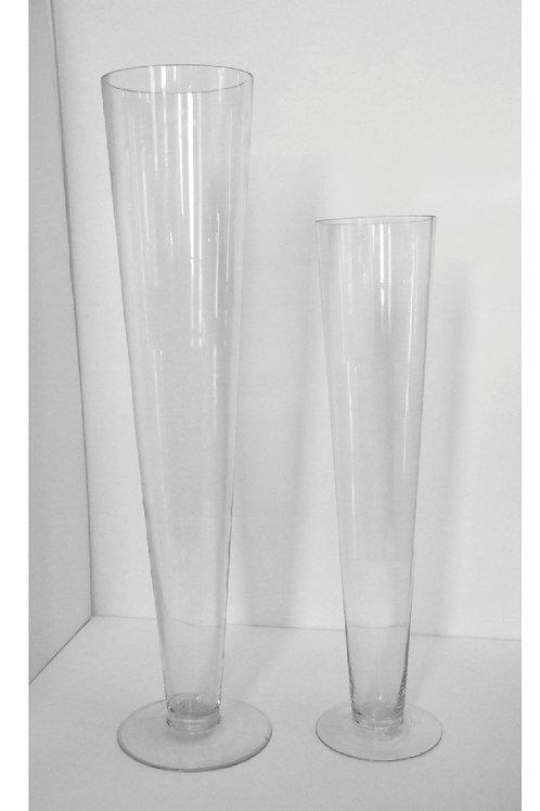 """Pilsner Vase 24""""H - Z24"""