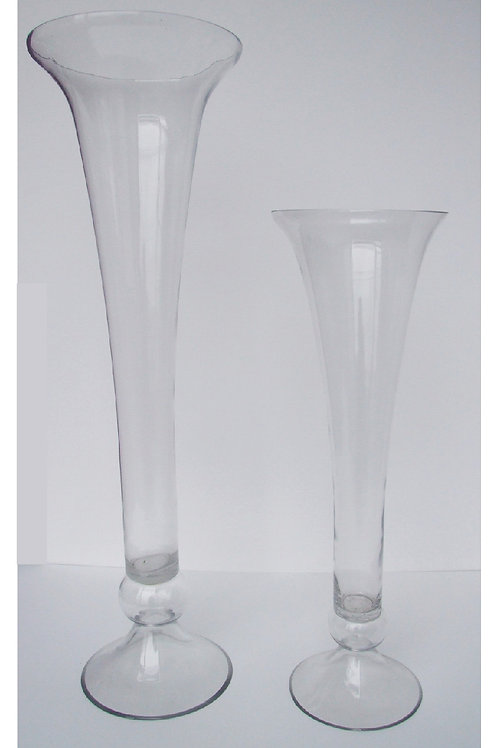 "Trumpet Vase Ball 24"" - AHG724"
