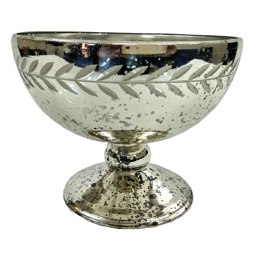 Silver Mercury Bowl -TF0866S