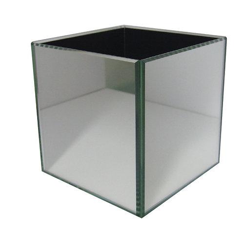 Mirror Square Vase - VM-666