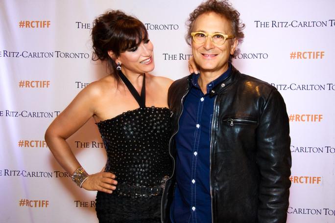 Marc and Amy Toronto International Film
