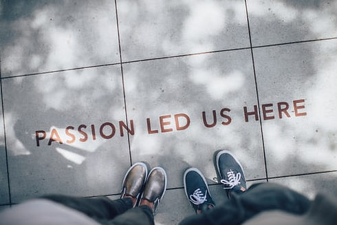 Passion led me to a life coach