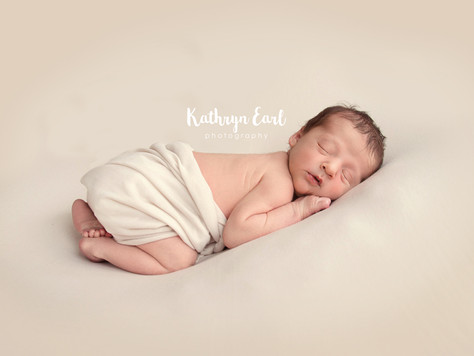 Wimborne Newborn Photography - Welcoming Little Baby Raef