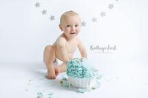 First Birthday Photo Shoot
