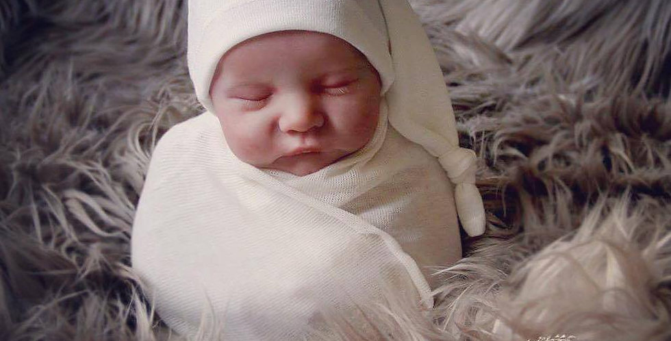 Reborn Baby LEVI by Bonnie Brown To Be Made