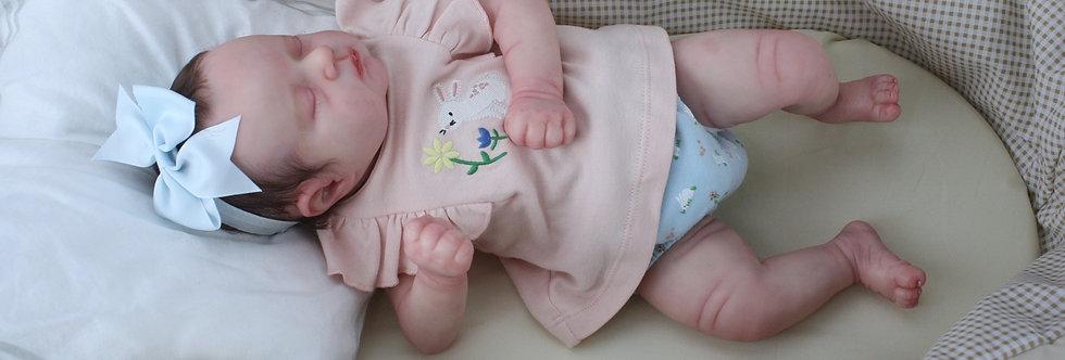 Realborn Autumn by Bountiful Baby Ready to Ship!