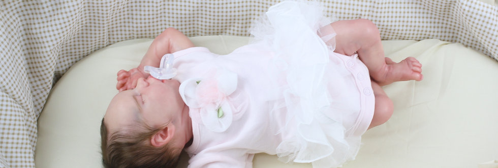 Reborn Baby TWIN A by Bonnie Brown Ready to Ship