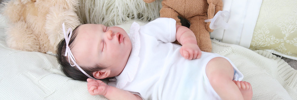 Kiara by Nikki Johnston Reborn Baby Doll Ready to Ship