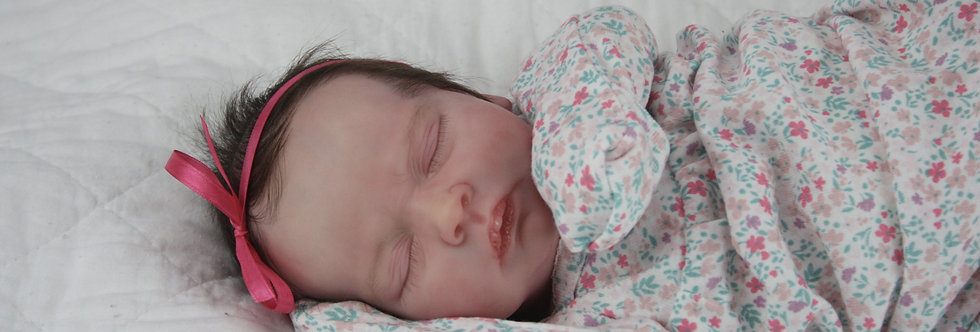 Realborn Kelsey by Bountiful Baby Ready to Ship!