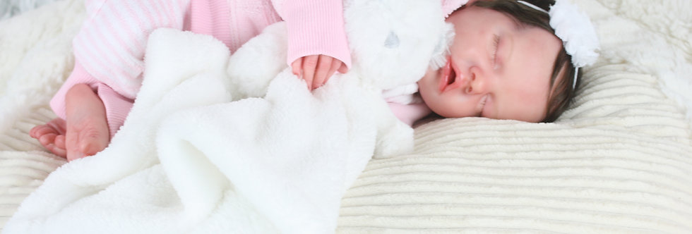 Twin B Reborn Doll sculpted by Bonnie Brown to be made