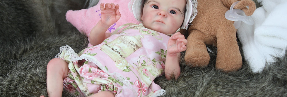 Reborn Baby TINK by Bonnie Brown w/ COA Ready to Ship!