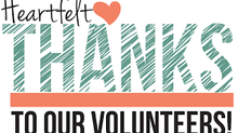 2019 Volunteer Appreciation Event