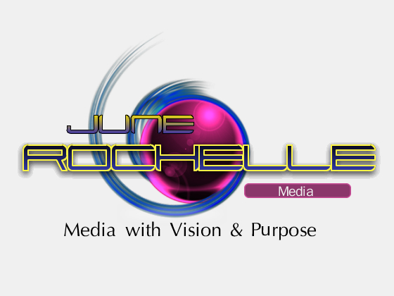 June Rochelle Media Logo