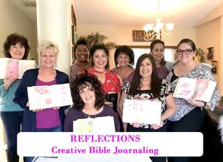 Women's Creative Bible Journaling Gatherings