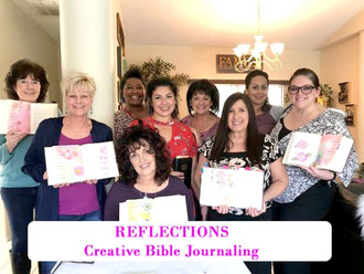Women's Creative Bible Journaling Gatherings