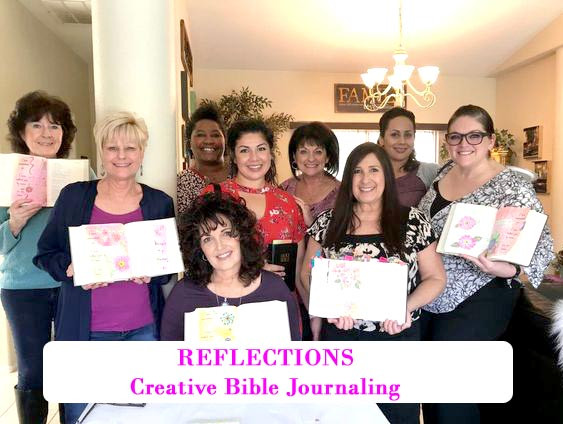 Reflections Bible Journaling