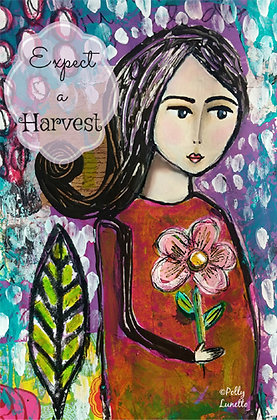 EXPECT A HARVEST