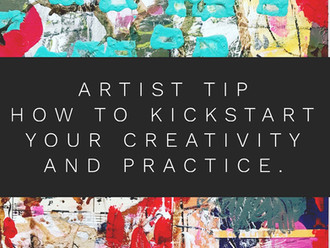 3 THINGS THAT KICKSTART CREATIVITY