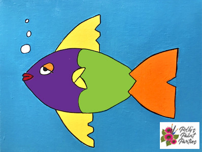 BUBBLES THE FISH