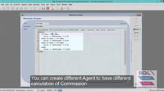 Maintain Commission Script