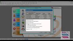 Tools Option Interface