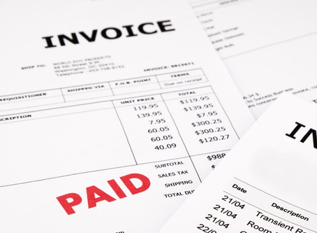 4 Invoicing Tips to Help You Get Paid Faster