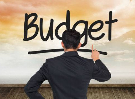 Realize your goals and reach success with budget planning.