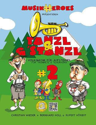 Tanzl & G'stanzl #2 - Trompete