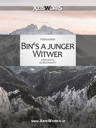Bin's a junger Witwer