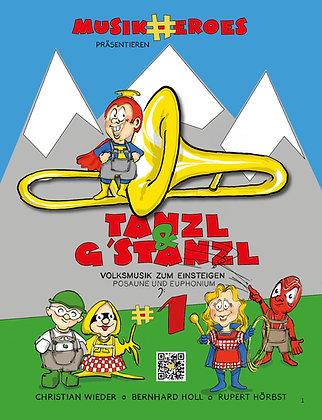 Tanzl & G'stanzl #1 - Posaune