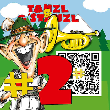 Playalongs Tanzl & G'stanzl #2 TROMPETE