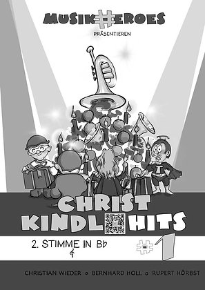 Christkindl-Hits #1 / 2.Stimme in Bb als DOWNLOAD