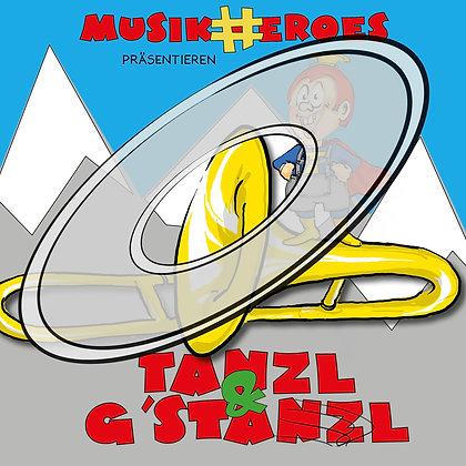 Playalongs Tanzl&G'stanzl #1 POSAUNE