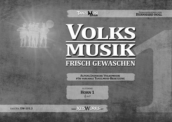 Zusatzstimmen Volksmusik