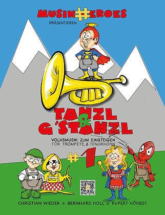 Tanzl & G'stanzl #1 - Trompete