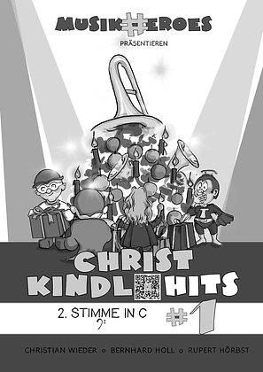 Christkindl-Hits #1 / 2.Stimme in C als DOWNLOAD