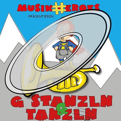 Playalongs Tanzl&G'stanzl #1 TROMPETE