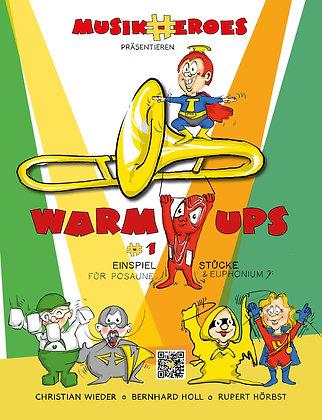 WarmUps #1 - Posaune