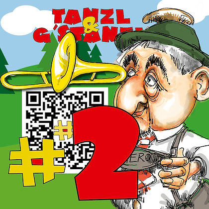 Playalongs Tanzl & G'stanzl #2 POSAUNE