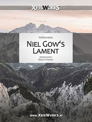 Niel Gow's Lament For His Second Wife