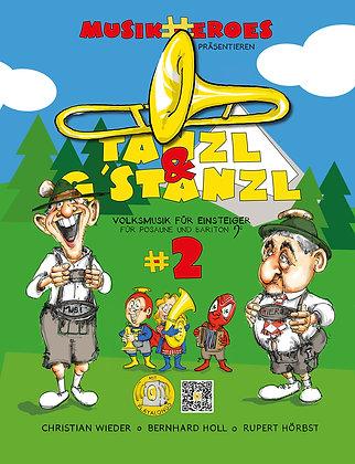 Tanzl & G'stanzl #2 - Posaune