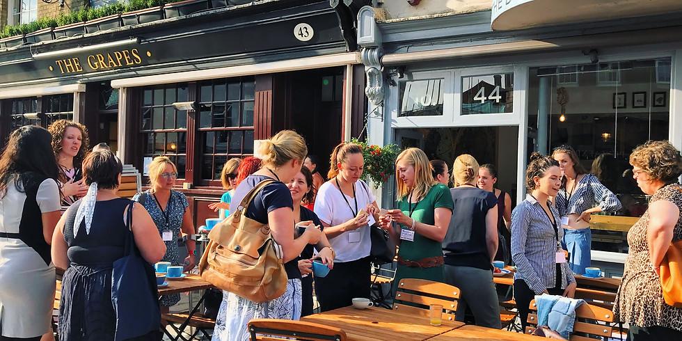 Breakfast & Networking (Southampton) 23/01