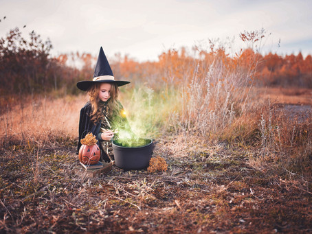 Did you know witches were the original working mums?