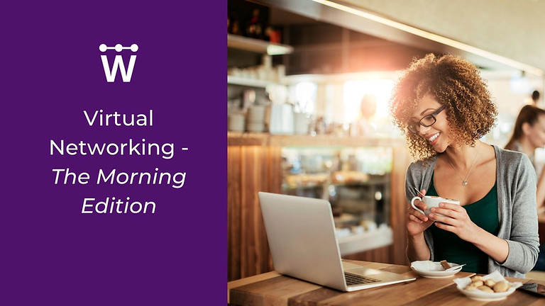 Virtual Networking - The Morning Edition 🌞