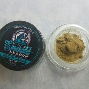 Blue Diamond - Dry Sift Hash (.5g)