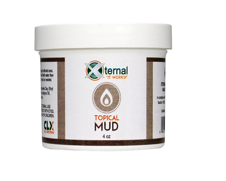 THCA Body Mud (1oz)