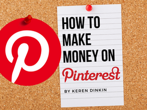 How to Make Money on Pinterest in 2021 (without a Blog)