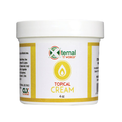 Face and Body Cream (1oz)