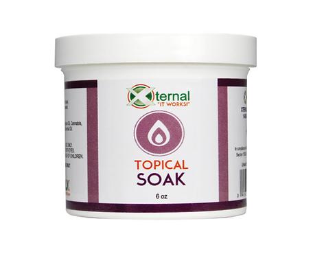 Body Salt Topical Soak (1oz)