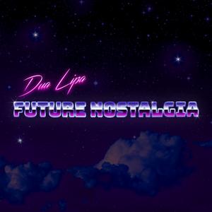 Album Art Concept-Future Nostalgia